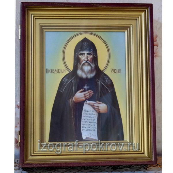 икона Кукша Одесский преподобный