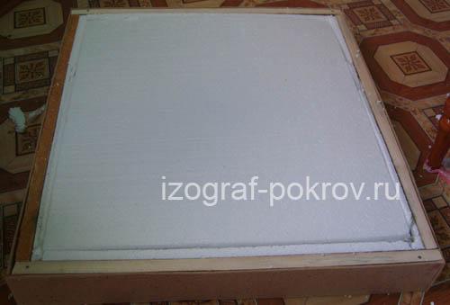 Упаковка домашнего иконостаса