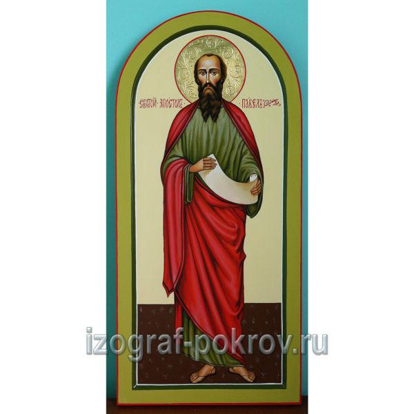 Апостол Павел мерная икона