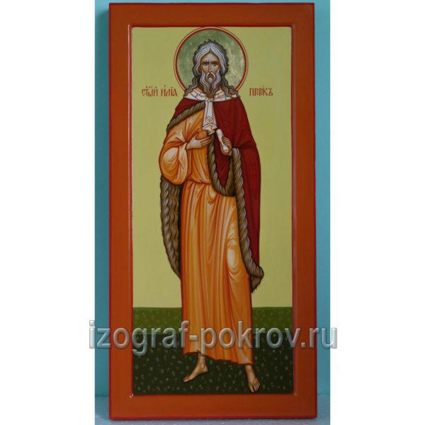 Мерная икона Илия Пророк Bkbz Илья заказать икону