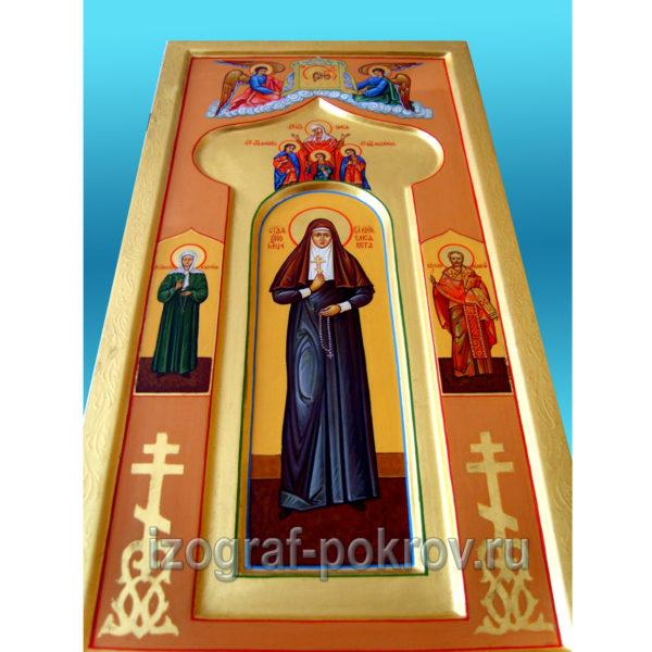 Мерная икона ручной работы Елизавета Алапаевская (Елисавета)