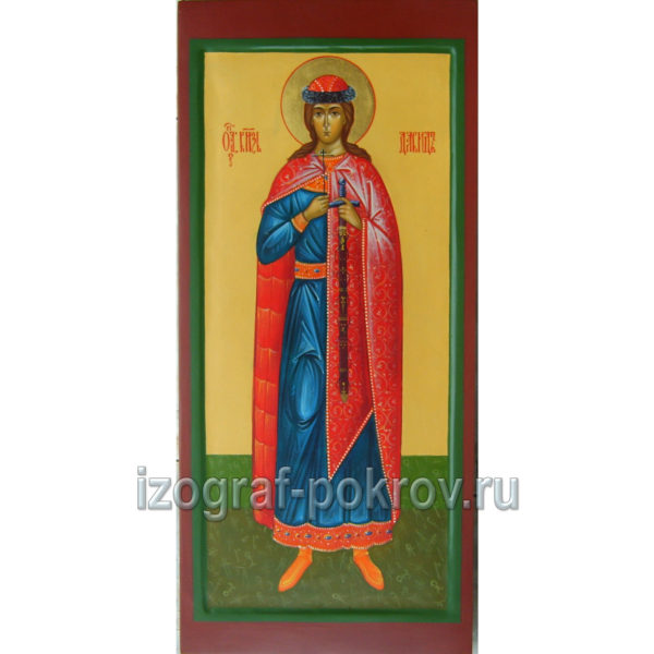 Мерная икона Давид Ярославский