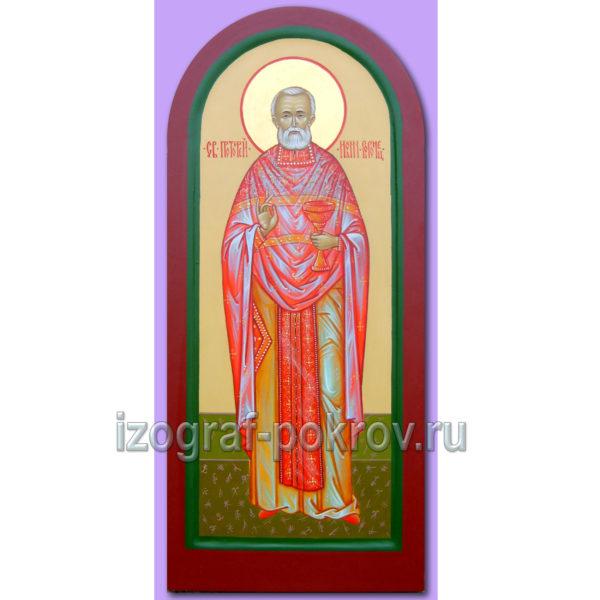 Мерная икона ручной работы протоиерей Иоанн Воронец