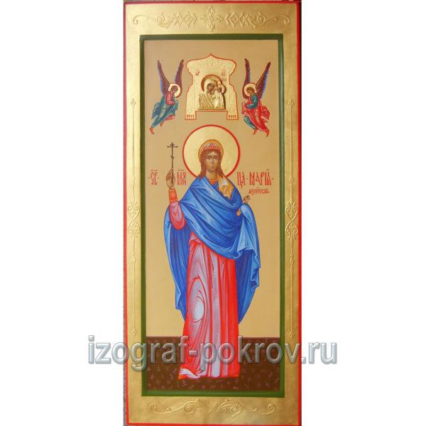 Мерная икона Мария Азийская мученица