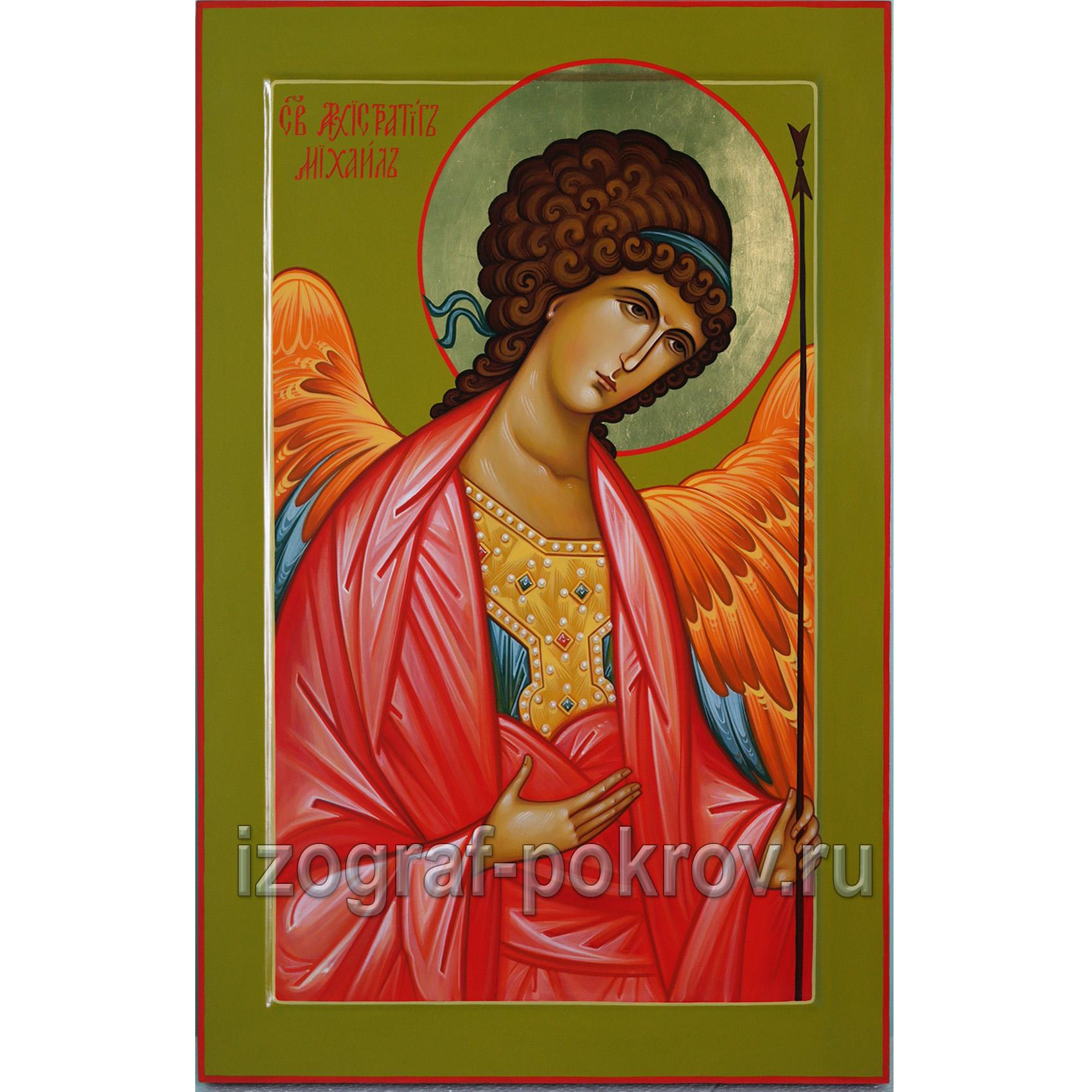 Икона Архангела Архистратига Михаила