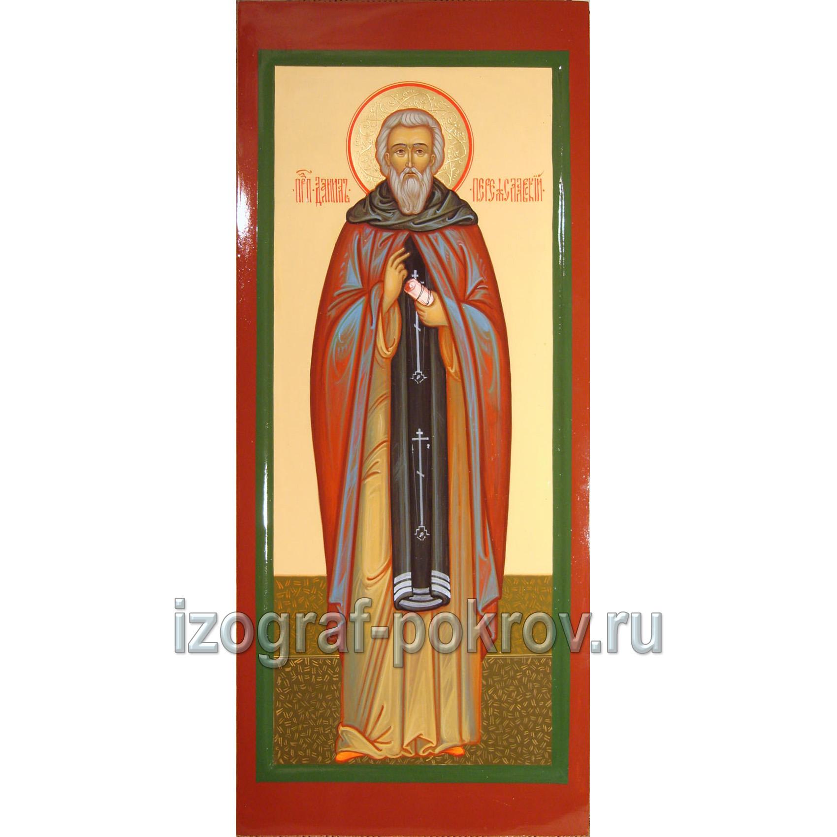 Икона Даниил Переяславский преподобный