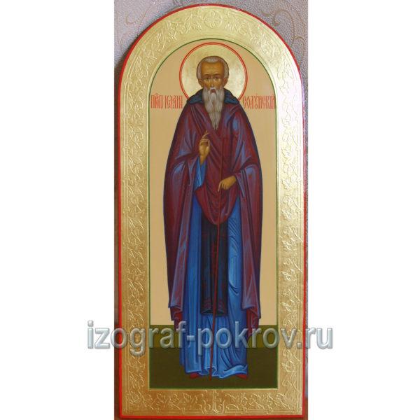 Икона Иоанн Солунский. Иконописная Покров Константиновск