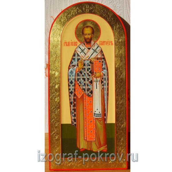 Икона Иоанн Златоуст святитель