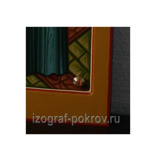 Мощевичок на мерной иконе