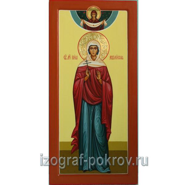 Мерная икона Ирина_Аквилейская