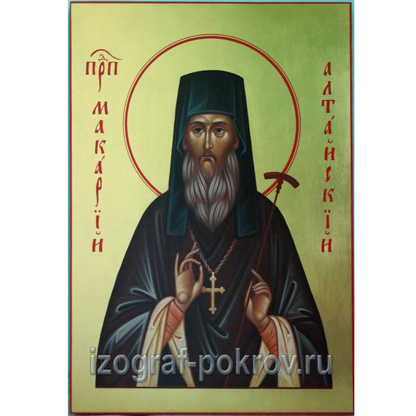 Икона Макарий Алтайский преподобный