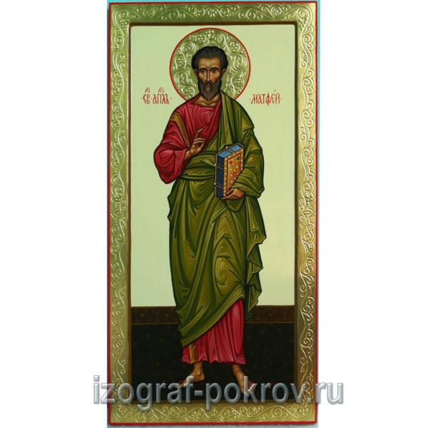 икона Матфей апостол Левий. Vfnatq fgjcnjk/