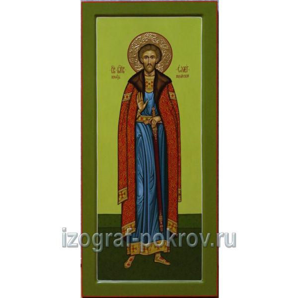 Мерная икона Олег Рязанский благоверный