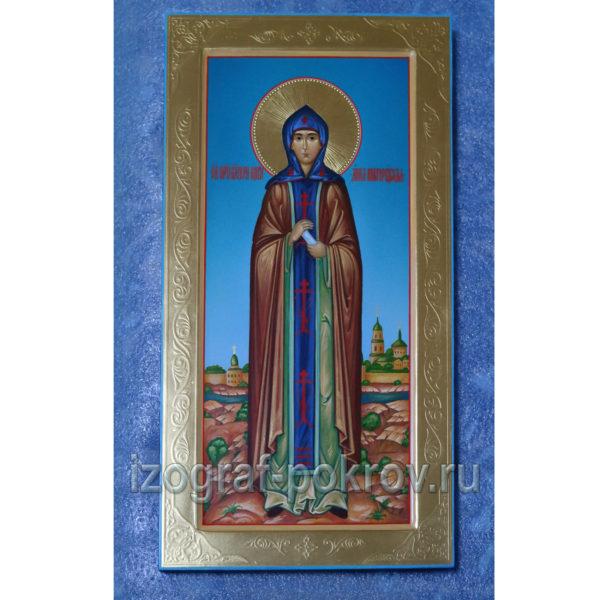 Мерная икона Анна Новгородская благоверная княгиня
