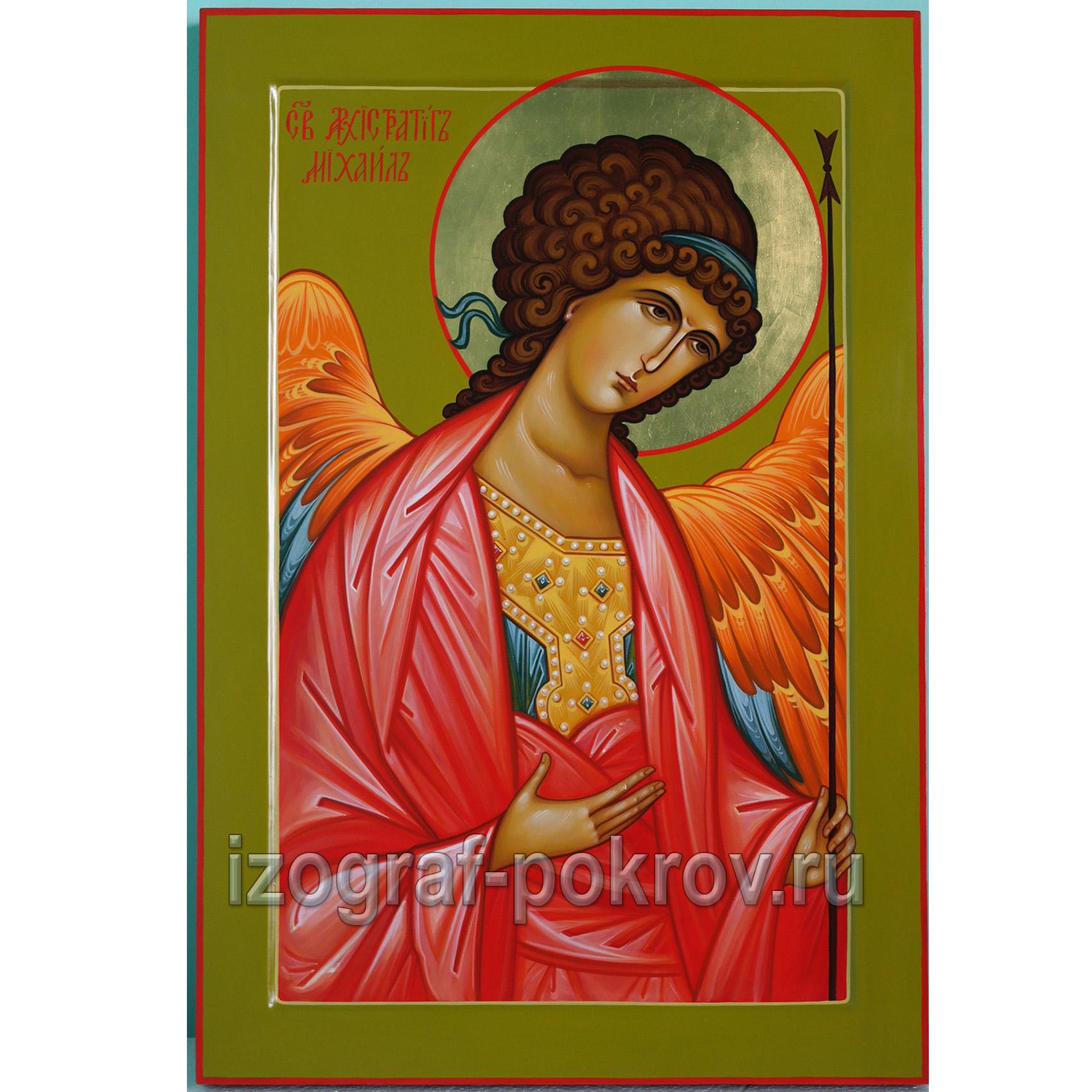икона Архангел Михаил для храма
