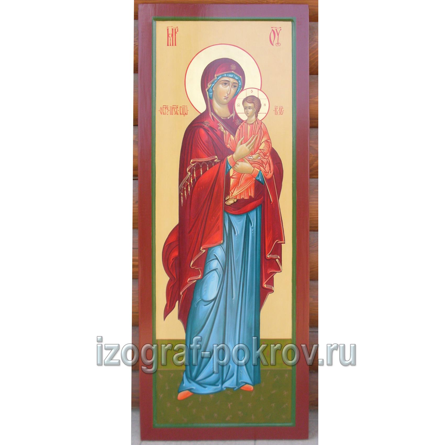 Икона Божией Матери Одигитрия
