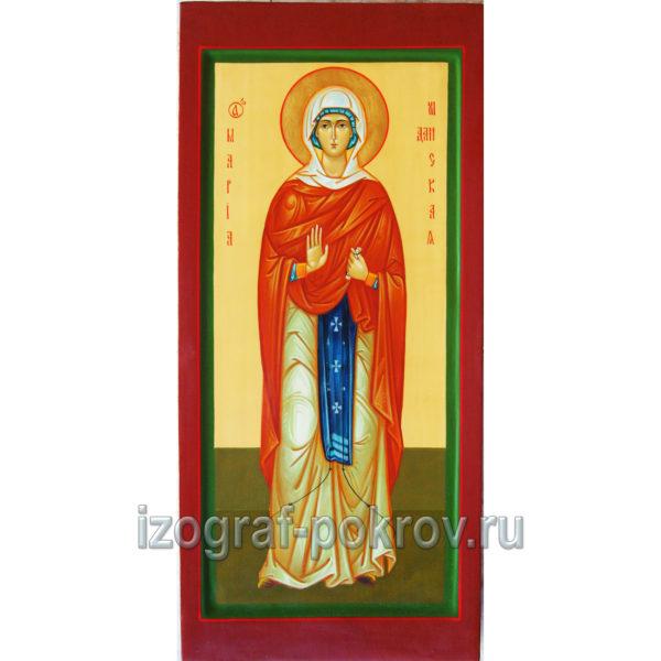 Мерная икона Мария Хиданская