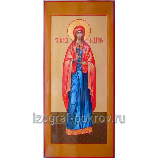 Мерная икона мученица Виктория