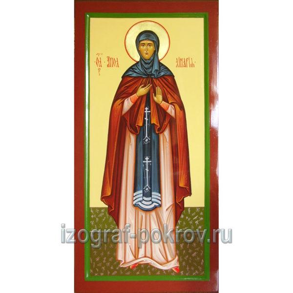 Мерная икона Аполлинария