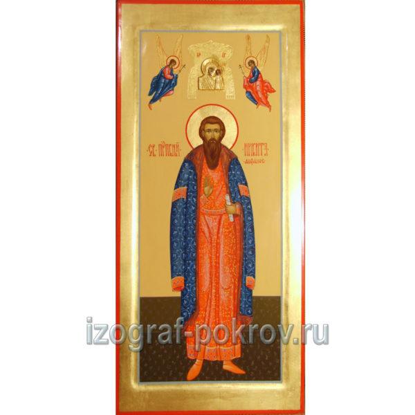 Икона Никита (Нифонт) Алфанов Сокольницкий Новгородский