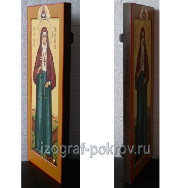 Мерная икона Елисавета Федоровна Алапаевская заказать икону