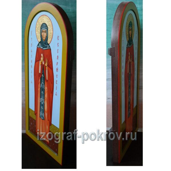 Икона Емилия Кесарийская иконописная мастерская